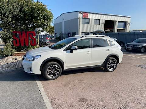 Subaru Xv D Se BREAK ONLY 2.0 5dr Cat B Manual Diesel