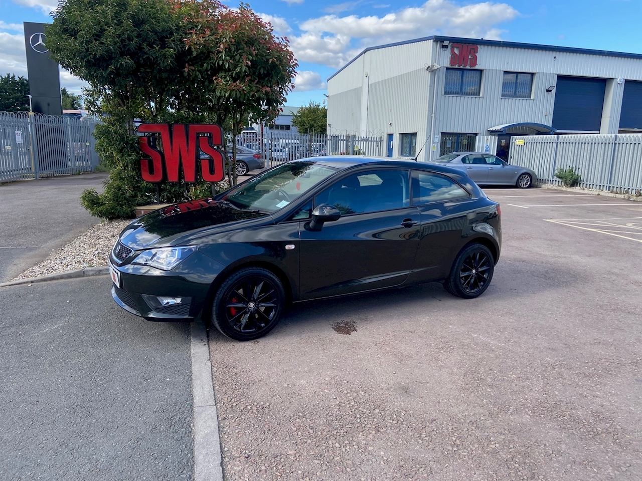 Ibiza FR Technology 1.2 TSI 1.2 3dr Cat S Manual Petrol