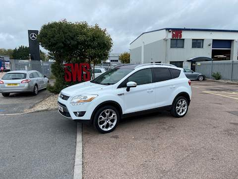 Ford Kuga Titanium X 4x4 2.0 5dr Cat S Manual Diesel