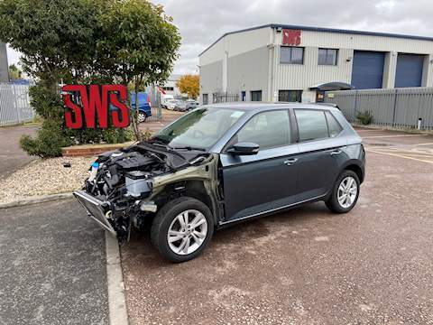 SKODA Fabia Se Tsi 1.0 5dr Cat N Manual Petrol