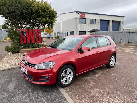 Volkswagen Golf Match Edition 1.4 5dr Cat S Manual Petrol