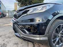 CR-V Black Edition 2.0 5dr Cat N Manual Petrol