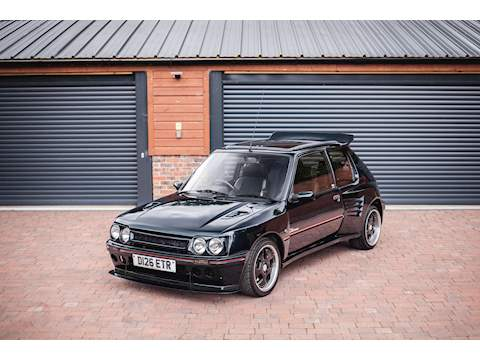 Peugeot 205 GTI 1.9 Dimma Conversion 1.9 3dr HPI: Clear Manual Petrol
