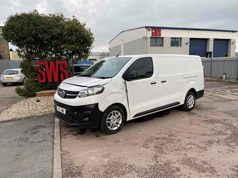 Vauxhall Vivaro Dynamic 2.0 6dr Cat S Manual Diesel