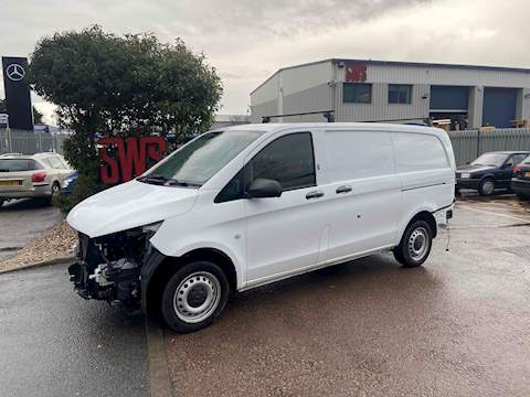 Mercedes-Benz Vito Pure 2.1 5dr Cat S Manual Diesel