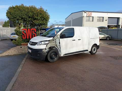 Vauxhall Vivaro Edition 1.5 5dr Cat S Manual Diesel