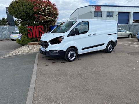 Ford Transit Custom 300 EcoBlue 2.0 5dr Cat S Manual Diesel