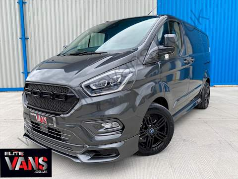 2020 20 Transit Custom Limited 2.0 TDCI Elite Edition AUTO 185 SWB