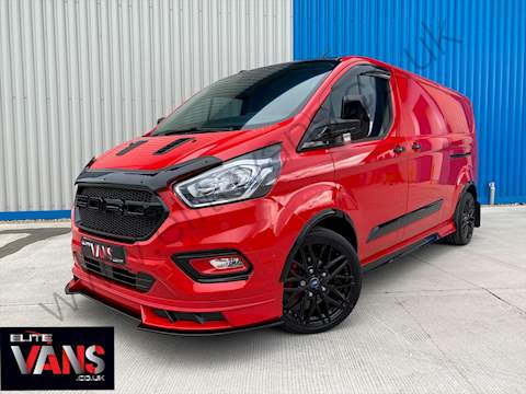 2020 70 FordTransit Custom 300 Limited Elite Edition LWB 130