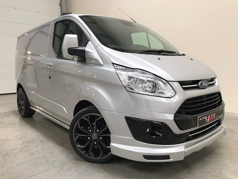 2017 17 Transit Custom 290 2.0 TDCI Limited Van Elite Edition [170] [Nav]