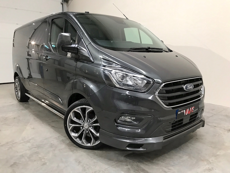 2018 68 Ford Transit Custom 300 Limited 2.0 tdci Elite Edition LWB 130