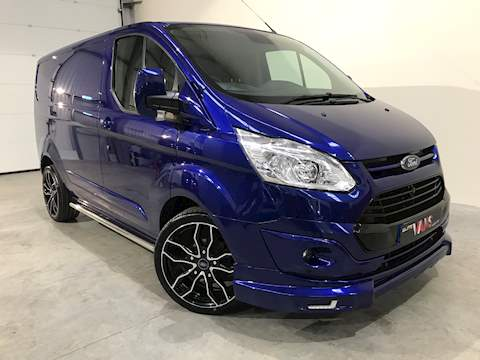 2017 67 Ford Transit Custom 290 Limited 2.0 tdci Elite Edition LWB 130