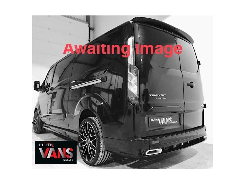 2019 19Transit Custom DCIV / Crew Cab Van 2.0 TDCI 280 Limited Elite Edition [SWB] [6 Seats] [Removeable 2nd Row Seating] [130]