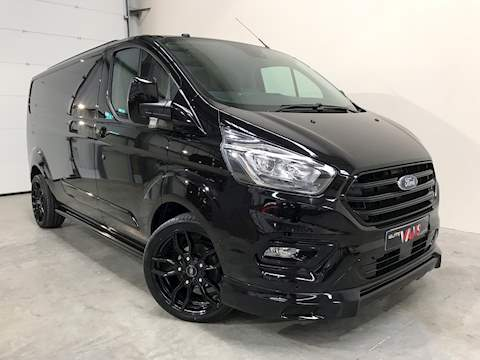 2018 18 Transit Custom 300 Limited 2.0 tdci Elite Edition [Auto] 130 SWB New Shape