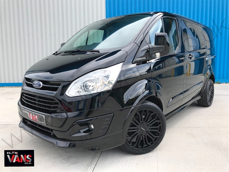 2017 17 Tourneo Custom 290 Sport 2.0 TDCI Sport Elite Edition 170bhp SWB 8 Seats (NAV) (REV CAM)