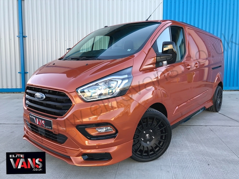 2019 19 Ford Transit Custom Van 2.0 TDCI 300 Limited Elite Edition [LWB]