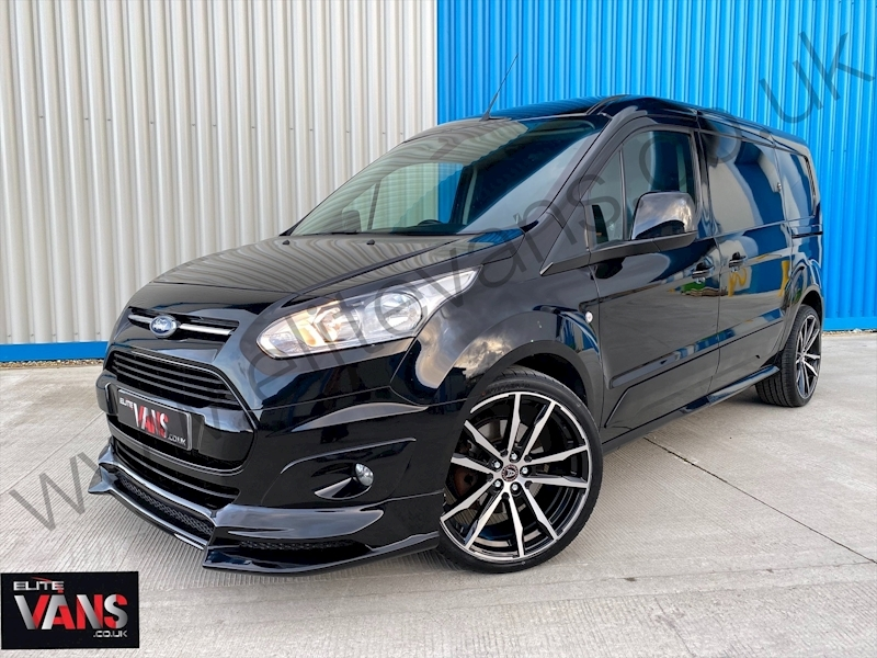 2017 67 Ford Transit Connect 240 1.5 TDCI Limited Elite Edition [LWB]