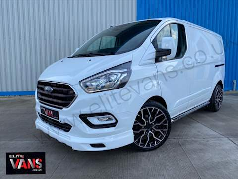 2019 19 Ford Transit Custom 280 2.0 TDCI Limited Elite Edition [130] [SWB] [New Shape]