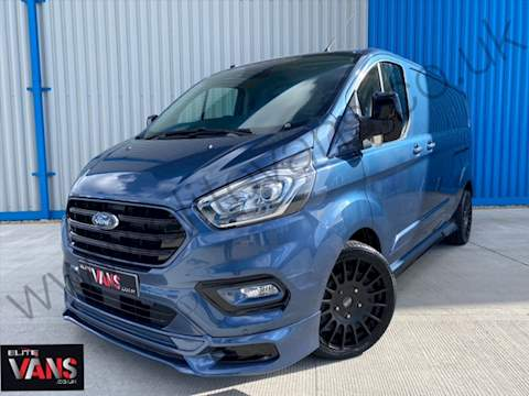 2019 69 Ford Transit Custom 320 Limited DCIV Elite Edition [LWB] [130] [New Shape] [D/Cab] [6 Seats] [AUTO]