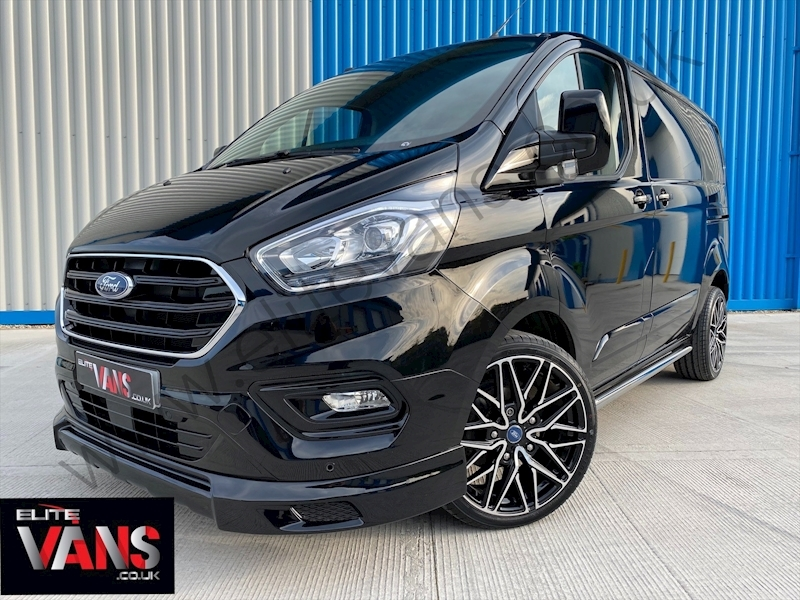 2019 19 Transit Custom Limited 2.0 TDCI Van 280 Elite Edition SWB 130