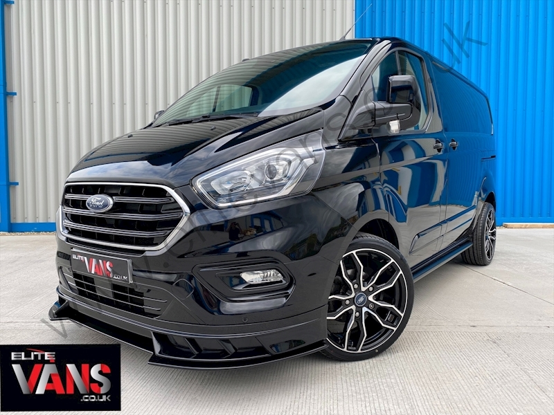 2020 20 Ford Transit Custom Limited 2.0 DCIV Elite Edition LWB [NAV]  [6  Seats] [130]
