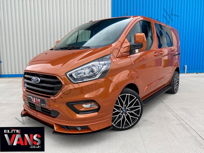 2020 20 Ford Transit Custom 320 DCIV Limited 2.0 Tdci Elite Edition LWB [6 Seats] [130]