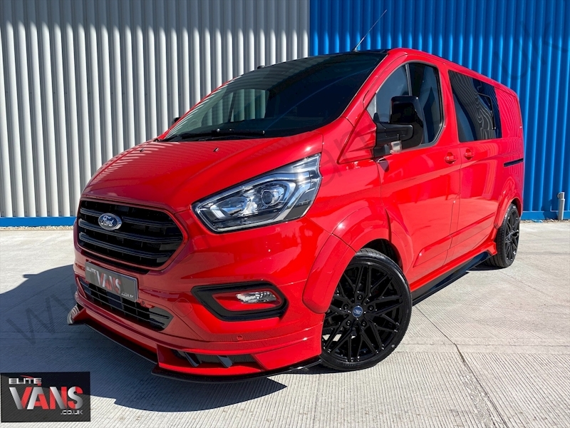 2020 20 Ford Transit Custom 300 Limited DCIV 2.0 TDCI Elite Edition [AUTO] [5 Seats] [LWB] [130]
