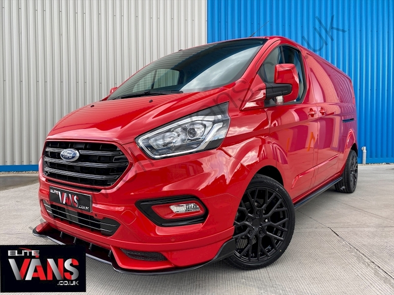 2020 20 Transit Custom 300 Limited Van 2.0 TDCI Elite Edition [LWB] [130]