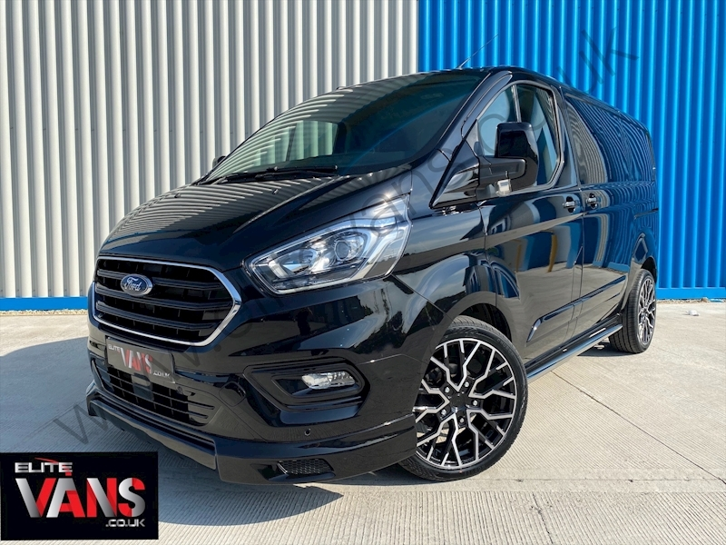 2020 20 Transit Custom Limited 2.0 TDCI Elite Edition SWB Auto
