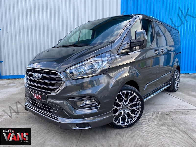 2020 20 Ford Transit Custom 300 Limited Van 2.0 TDCI Elite Edition [SWB] [130]