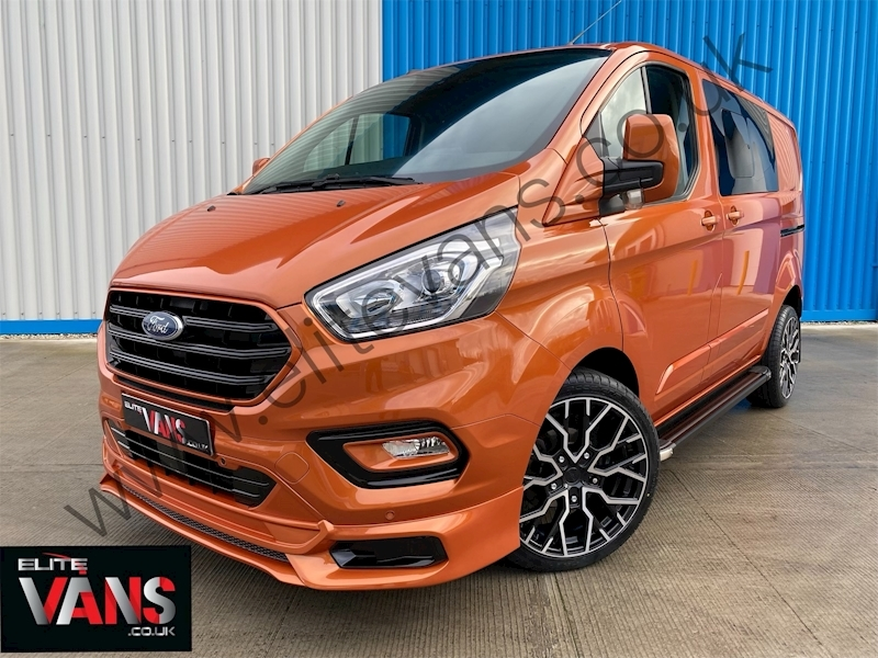 2020 20 Ford Transit Custom 300 Limited DCIV 2.0 TDCI Elite Edition  SWB [6 Seats] [130]