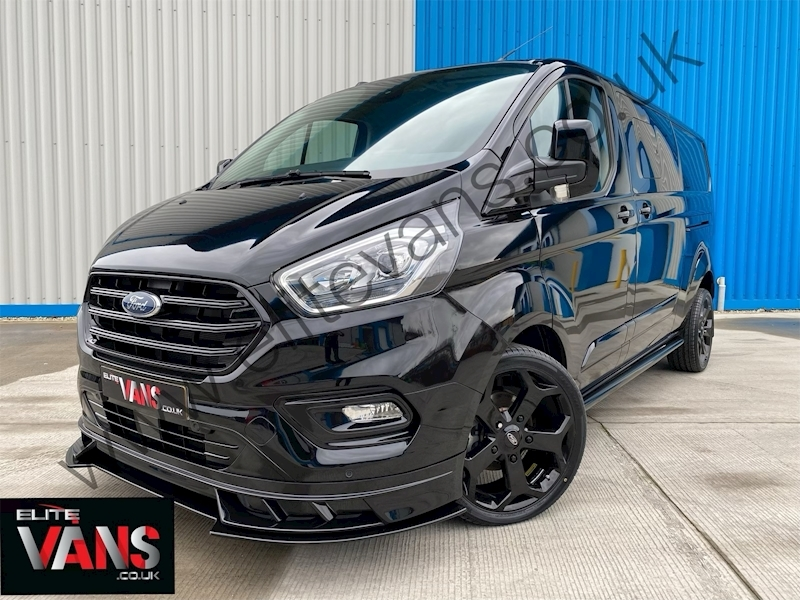 2021 21 Ford Transit Custom 300 Limited Dciv Elite Edition [SWB] [170] [AUTO] [Tailgate] [5 Seats] [Rev Cam]