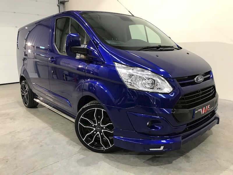 2016 66 Transit Custom 290 2.0 TDCI Limited Elite Edition SWB 130