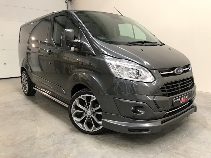 2017 17 Transit Custom 270 Limited 2.0 TDCI Elite Edition SWB 130