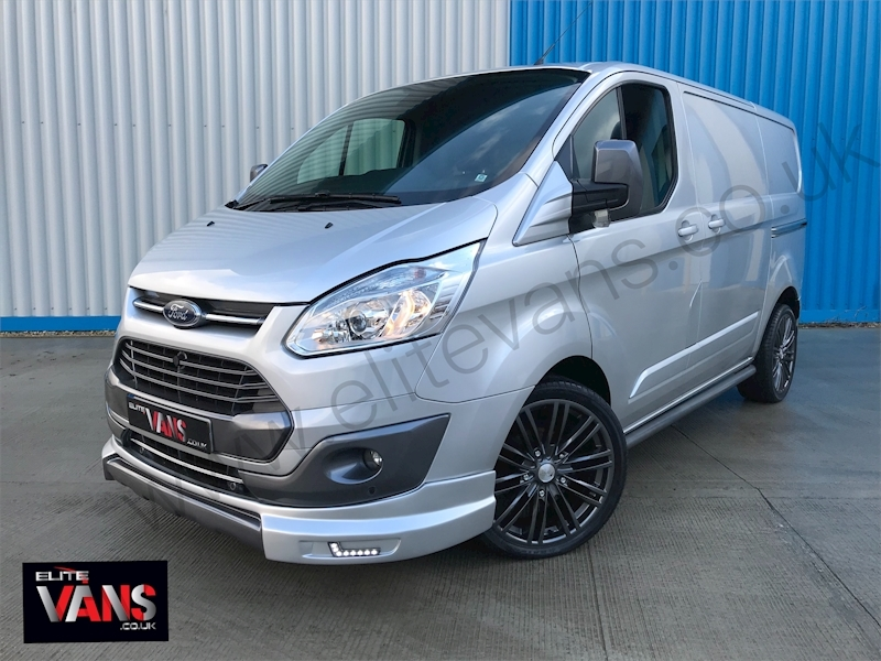 2016 66 Ford Transit Custom 290 Limited 2.0 TDCI Elite Edition  SWB 130