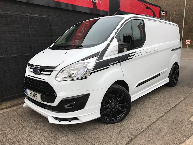 2016 66 Ford Transit Custom 270 Limited Elite Edition