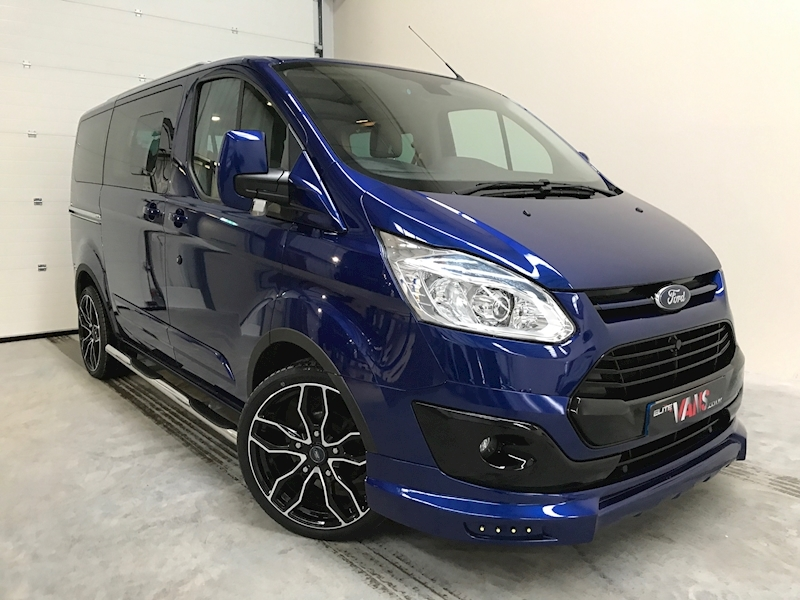 2015 65 Tourneo Custom 300 Limited Elite Edition