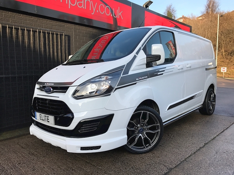 2015 15 Transit Custom 290 2.2 TDCI Elite Edition 100