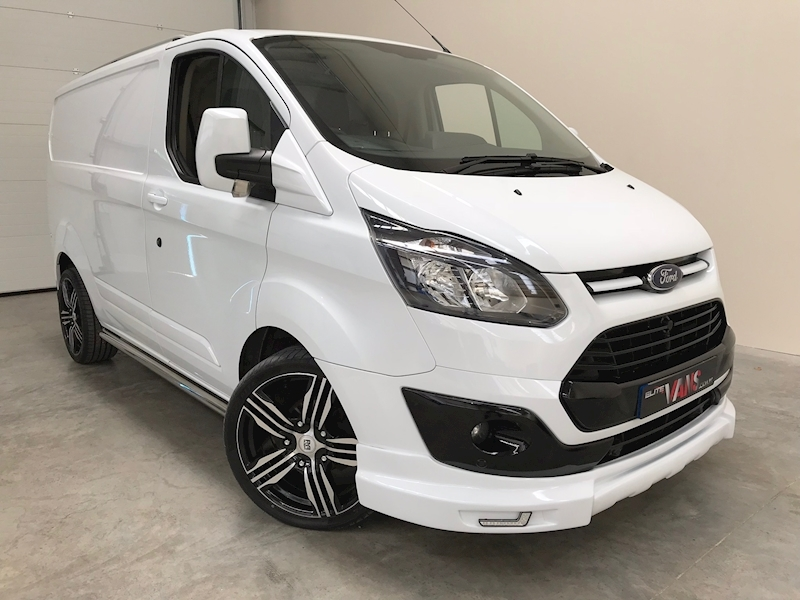 2015 65 Transit Custom 310 Elite Edition 125 SWB