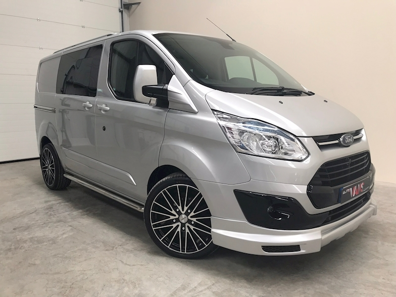 2016 65   Ford Transit Custom 290 Double Cab in Van 2.2 TDCI Limited [Elite Edition] [SWB] [125]