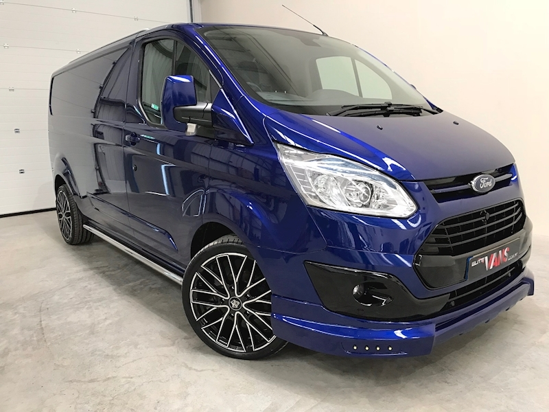 2016 65 Transit Custom 290 Limited 2.2 TDCI Elite Edition LWB