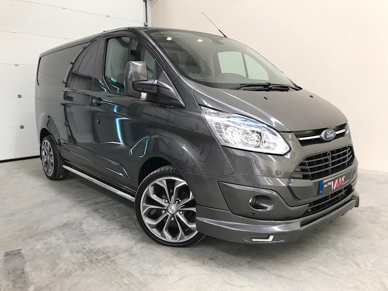 2016 16 Transit Custom 2.2 TDCI 290 Limited Elite Edition SWB