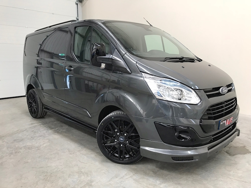 2015 65 Transit Custom 270 Limited Van [Elite Edition] [SWB]