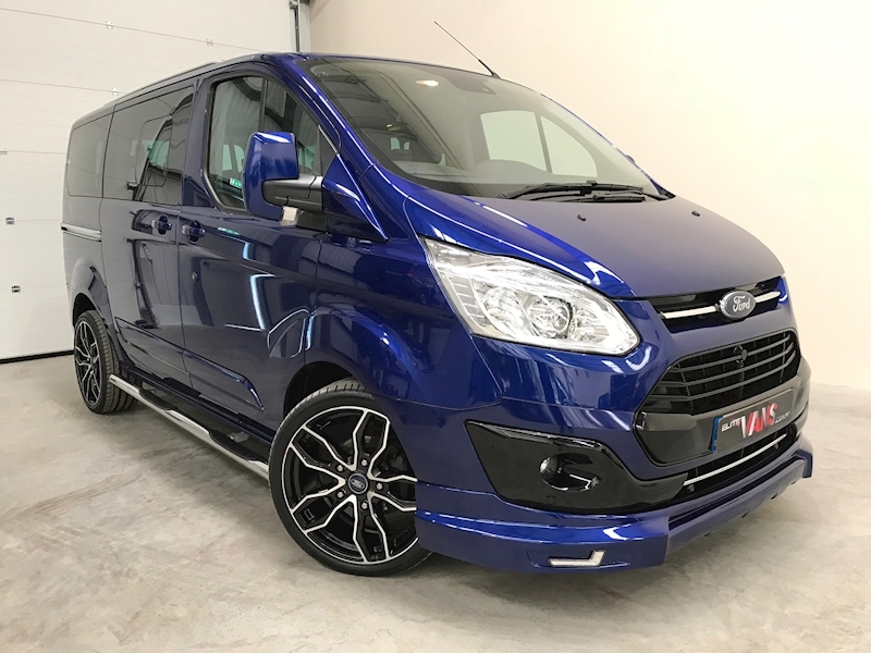 2016 66 Tourneo Custom 2.0 TDCI 310 Titanium Elite Edition SWB