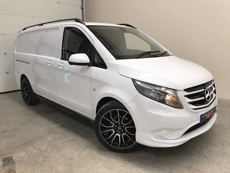 2015 65 Mercedes Vito 109 CDI Panel Van 1.6 2.8T Long Elite Edition