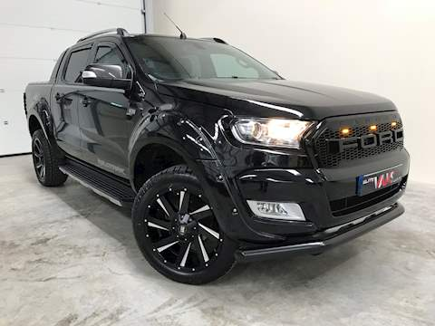 2016 65 Ford Ranger 3.2 TDCI 200 Wildtrak Crew Cab Pick Up Elite Edition 4WD