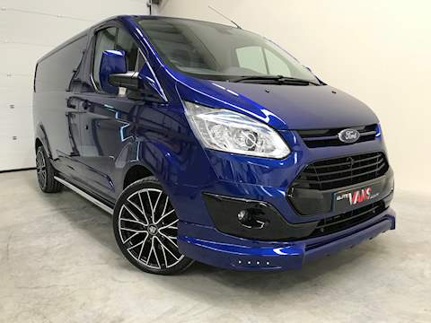 2016 16 Transit Custom 270 2.2 TDCI Limited [Elite Edition][SWB][125]