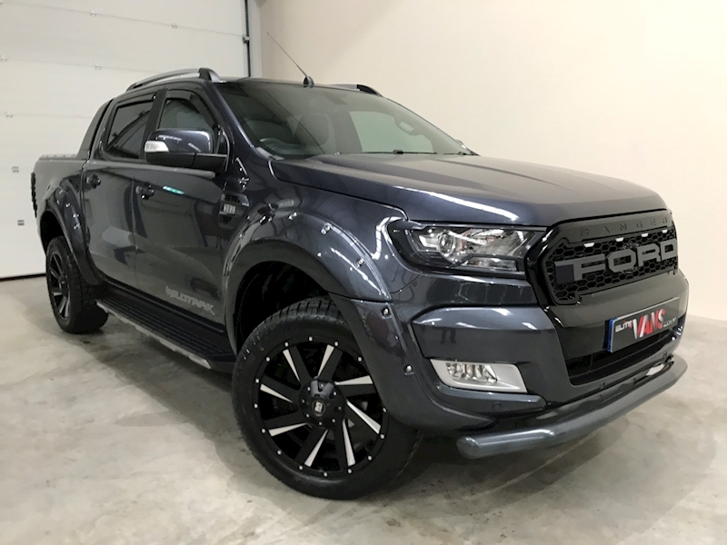 2016 16 Ranger Wildtrak Dcb Tdci Pick-Up 3.2 TDCI Elite Edition