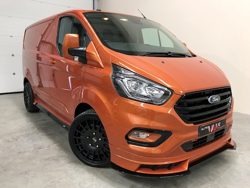 2018 18 Transit Custom 280 2.0 tdci Trend Elite Edition 130 Swb