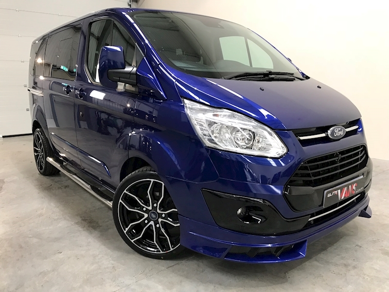 2017 17 Tourneo Custom 310 Titanium 2.0 TDCi [Elite Edition][170][SWB][9 Seats]
